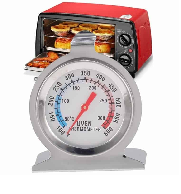 Scales and Thermometer: Temperature Gauge Oven Thermometer